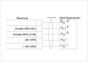 W-R-Anschlußbild