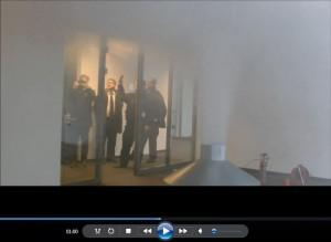 Lübeck 60 Verrauchung Rauchraum