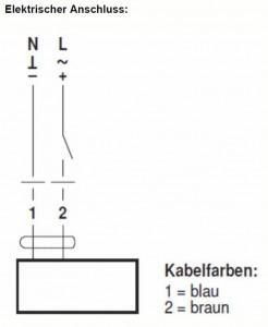 KSM elektrischer Anschluss