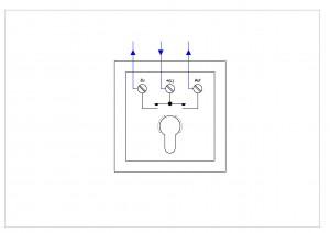 Anschlußbild Lüftungstaster Schlüssel (1)